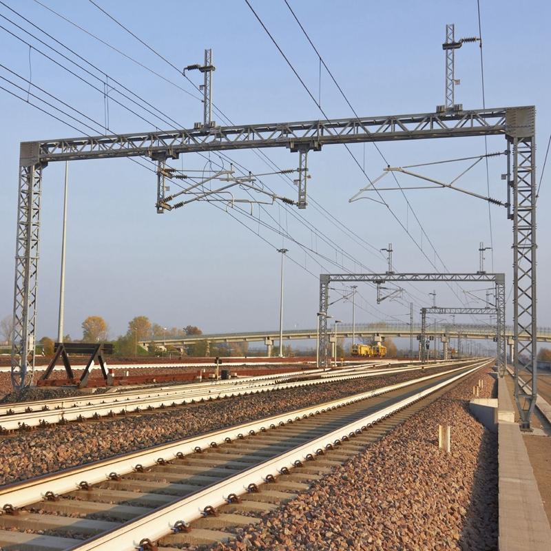 Spoorwegen en portalen