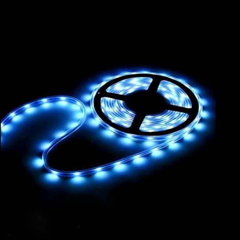 LED-strip licht RGB-kleurrijke Strip-lichtslingers op voor kerst- / vakantiedecoraties
