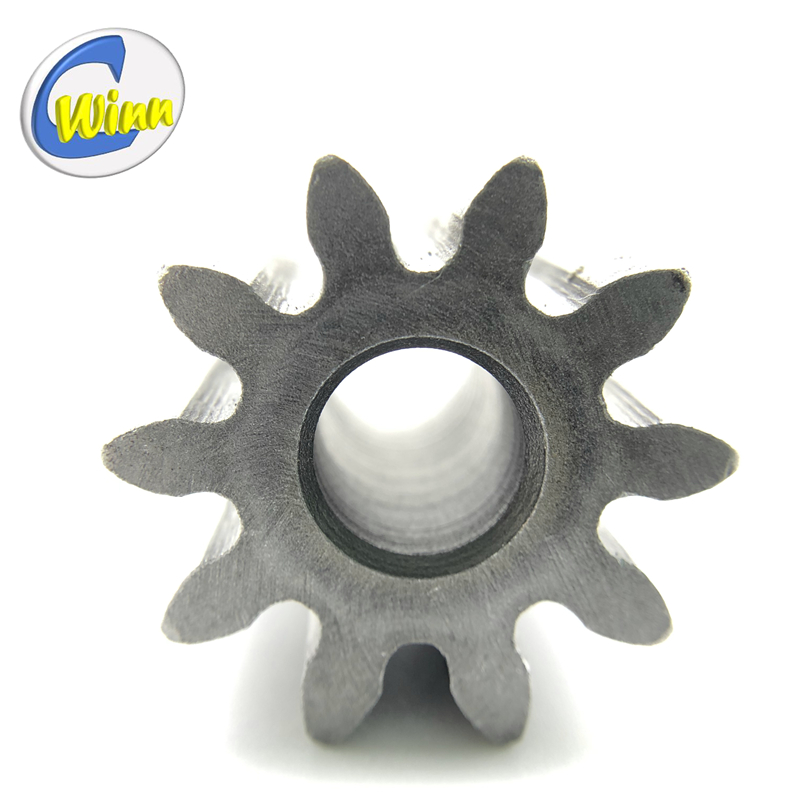 Aangepaste CNC-bewerkingscentra Onderdelen voor onderdelen van after-sales onderdelen van aluminium rondsel