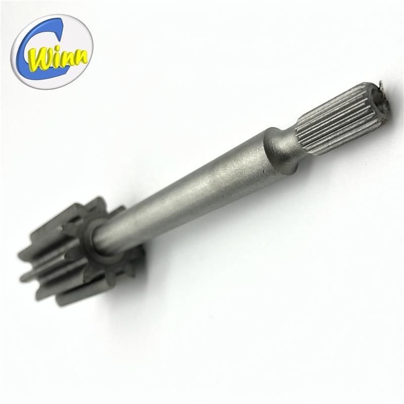 CNC-bewerkingscentra Aangepaste roestvrijstalen tandwielas Auto-onderdelen Reserveonderdelen After Sales Parts