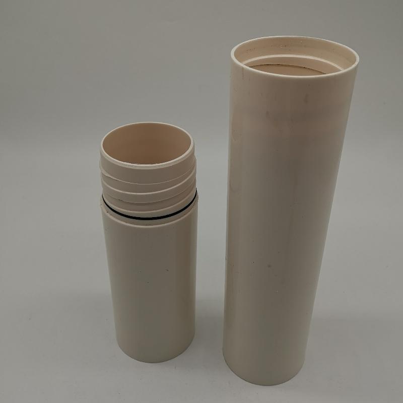 PVC mantelpijp PVC-schermpijp voor waterput