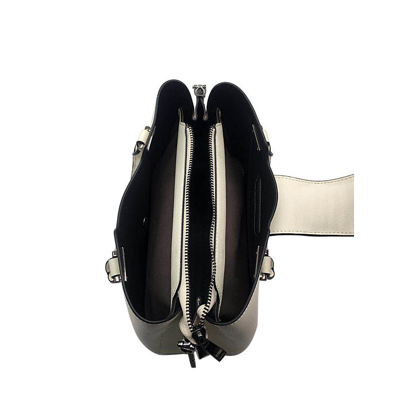 Groothandel nieuwe mode lederen tas vrouw handtas