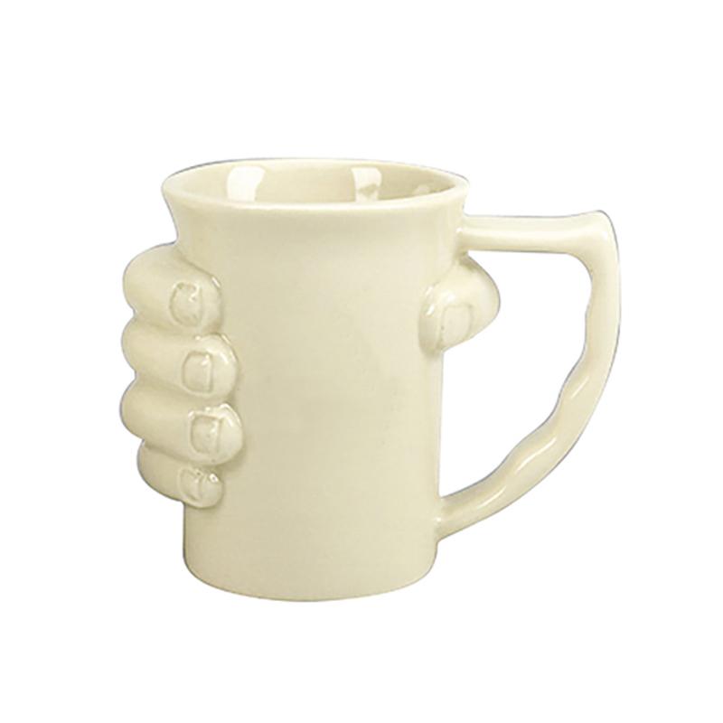 3D-vormige keramische mok met handvat Koffiemok Cup Creatieve geschenken