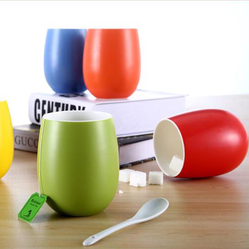 Wholesale kleur geglazuurde keramische mokken zonder behandeling koffiemokken met goede kwaliteit
