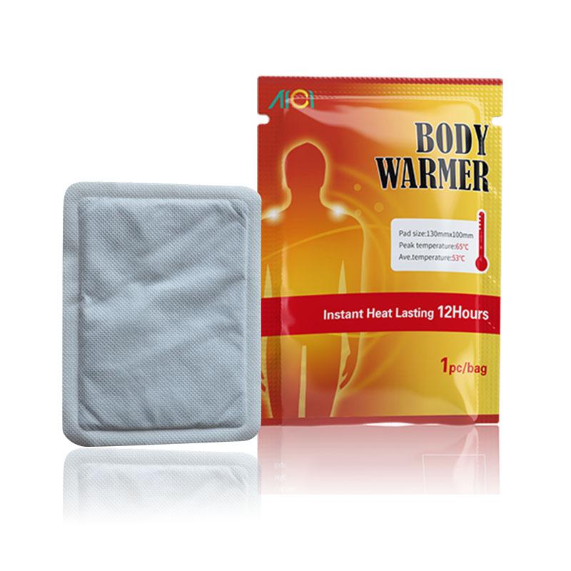 Bodywarmer patch