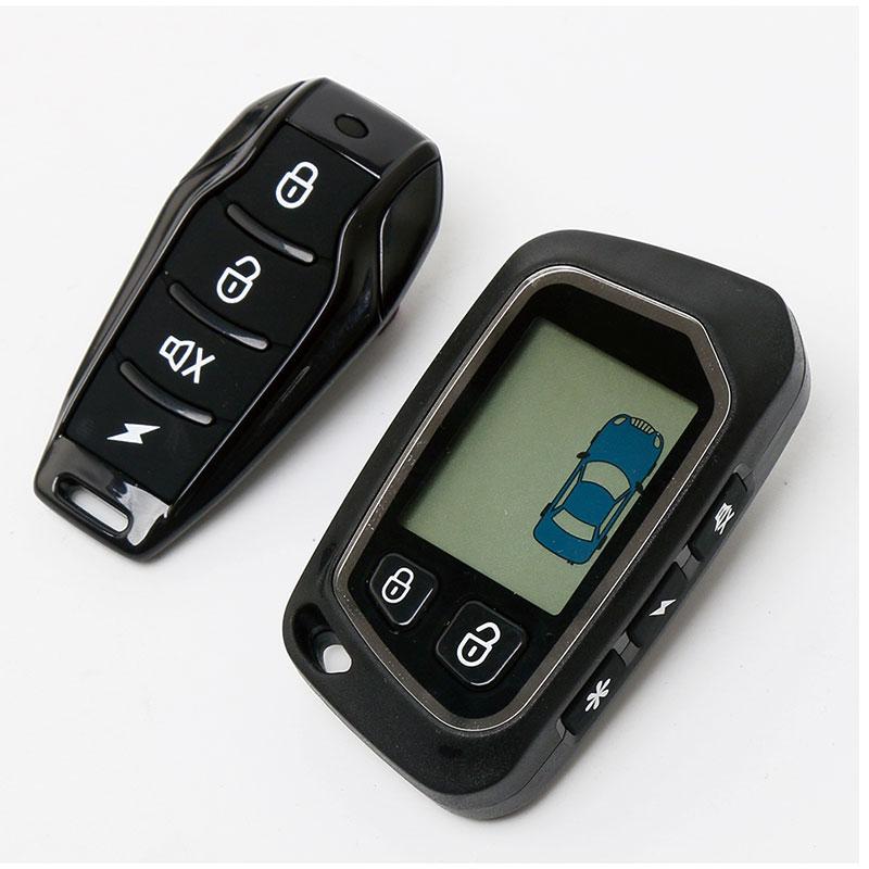 tweeweg auto alarmsysteem