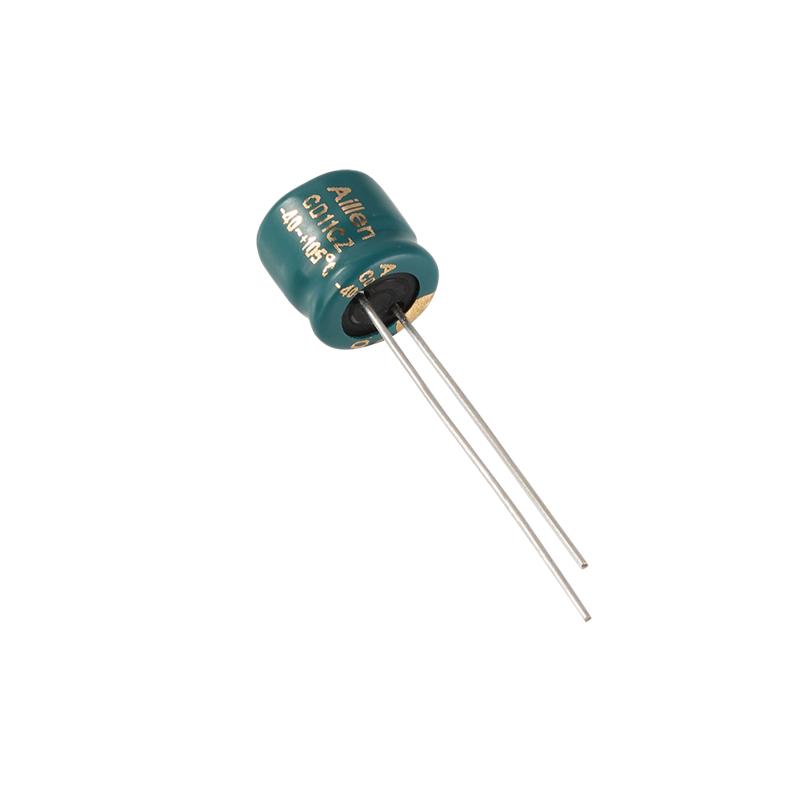 CD11EZ Plug-in aluminium elektrolytische condensator