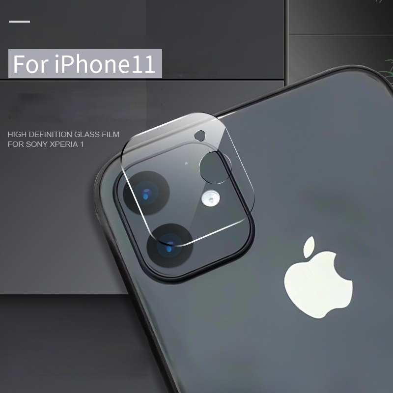 Cameralens Screen Protector voor iPhone 11Pro Max