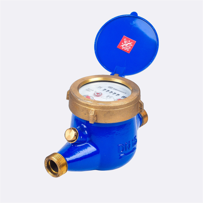 Droge Type Multi Jet Externe instelbare watermeter