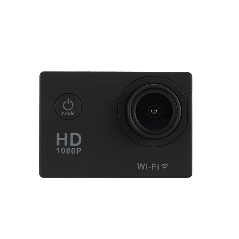 Draagbare wifi FHD actiecamera DX1