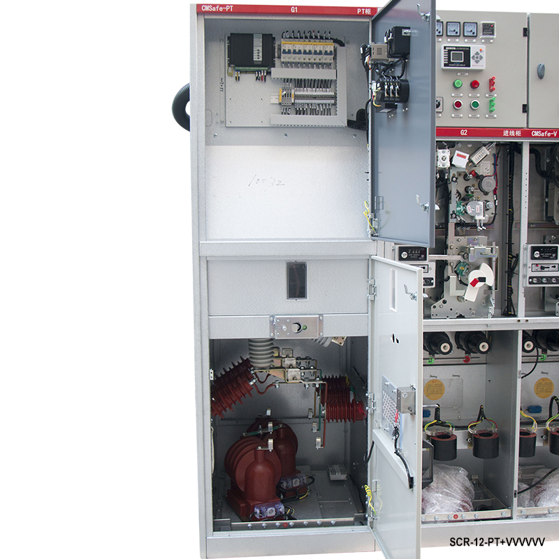 Hoge spanning Volle SF6 11kV Ring hoofdeenheid Switchversnelling Hoge spanning Volle SF6 11kV Ring hoofdeenheid Switchversnelling