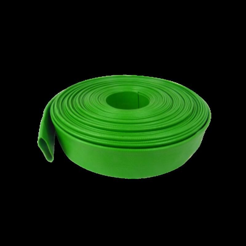 2019 hete verkoop Agrarische kleurrijke irrigatie 1-8 inch PVC layflat slang waterpomp slang
