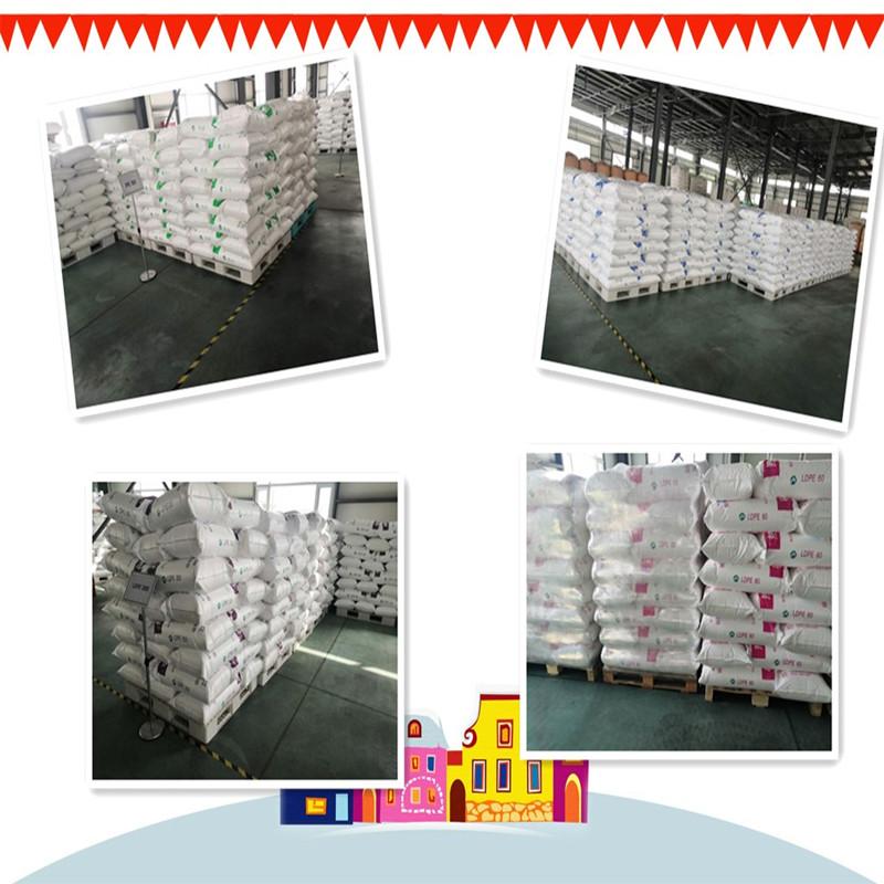 Onze voordelen bij het produceren van HDPE en LDPE smeltlijmpoeder