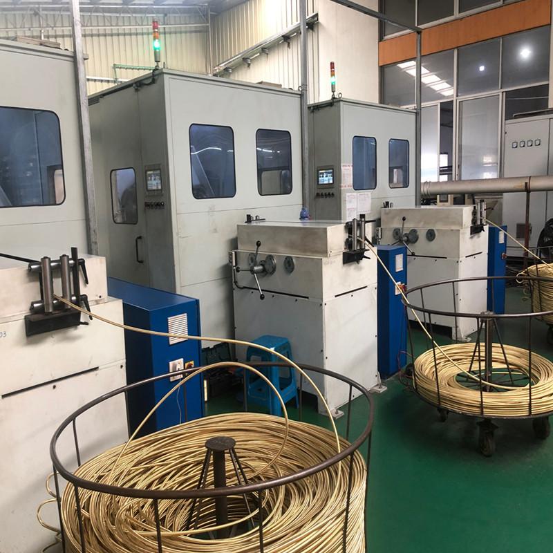 Nieuwe productielijnen voor snelle vlechten