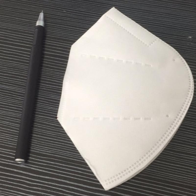 Masker gezicht van ISO en CE van Europese stijl N95
