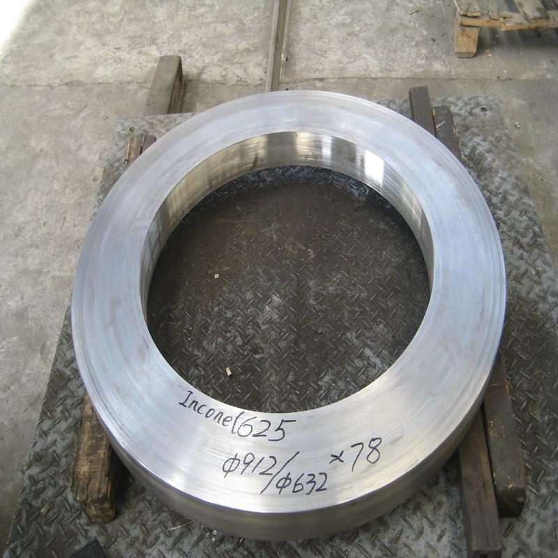 Ineonel625 Huls, ring, schijf (legering625, UNS N06625, W.Nr.2.4856, NiCr22Mo9Nb, NA21)