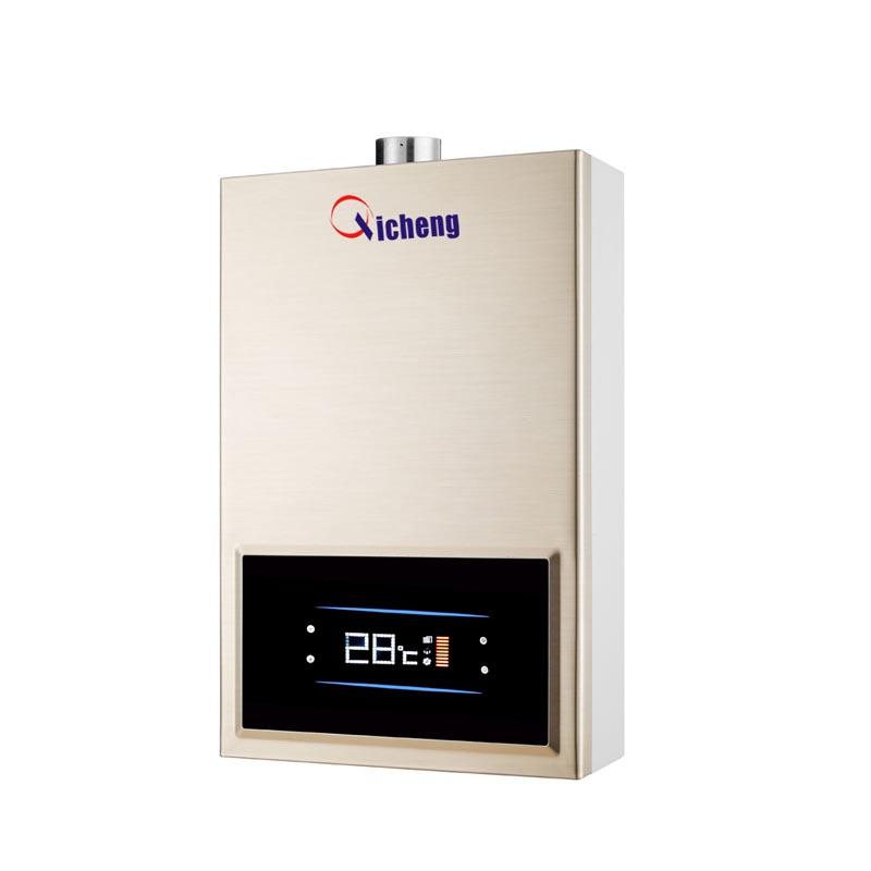 fabriek biedt OEM merk 16 liter constante temperatuur gas waterverwarming