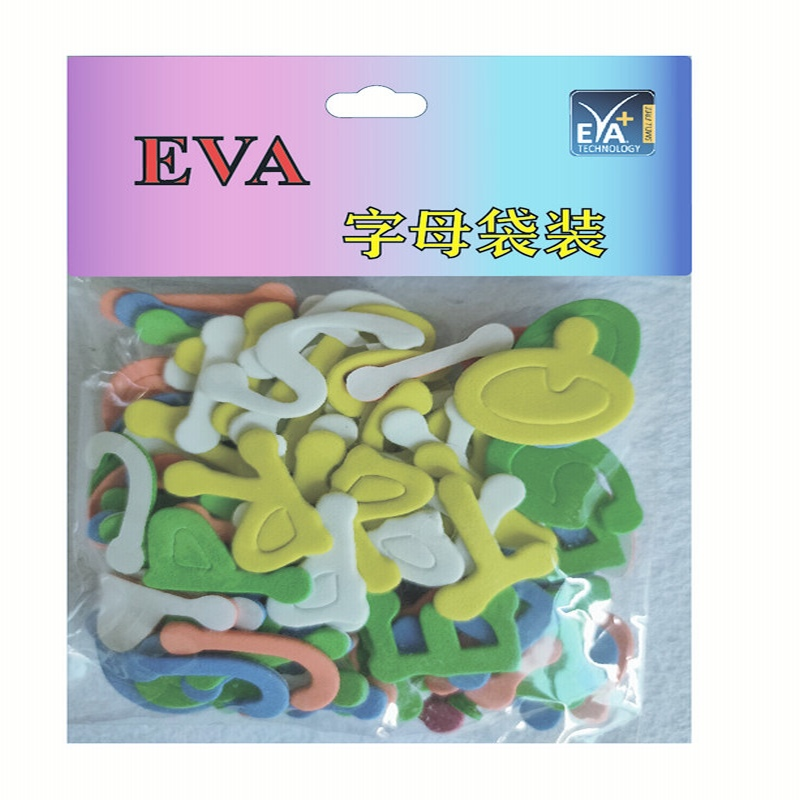 Foam sticker Foam Glitter Foam Letter
